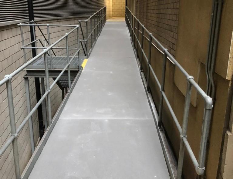 Anti Slip GRP Flooring Sheets 5