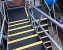 Anti Slip GRP Stair Landing 5