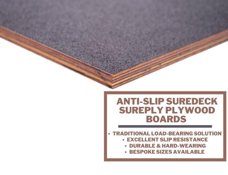 Anti Slip Marine Plywood Boards 1